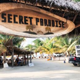 Secret Paradise in Belize