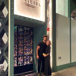 Gucci Osteria Happily Lisa Breckenridge