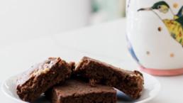 Homemade Brownies Lisa Breckenridge