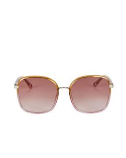 Chloe | Oversized Square Sunglasses