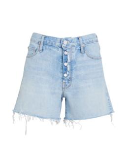 Mother | The Fly Cut Proper Denim Shorts