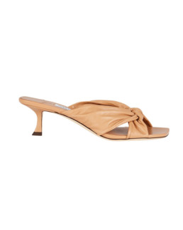 Avenue Leather Slide Sandals