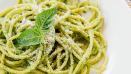 Pesto Sauce Happily Lisa Breckenridge