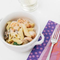 Shrimp-Mushroom-Spinach-Pasta-Lisa-Breckenridge-Recipe-2
